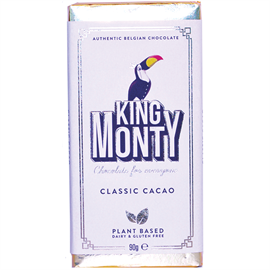 King Monty Classic Cacao