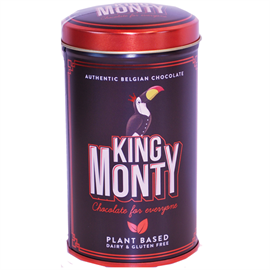 King Monty Pure Darkness, i metaldåse