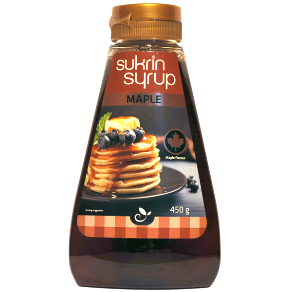 Sukrin sirup - maple